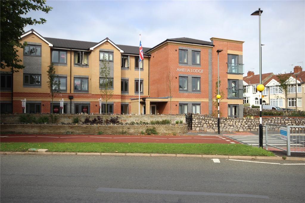 1 Bedroom Retirement Property for sale in Amelia Lodge, Henleaze Terrace, Henleaze, Bristol, BS9
