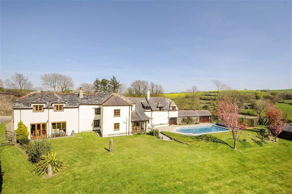 12 Bedrooms Detached House for sale in Polbathic, Torpoint, Cornwall, PL11