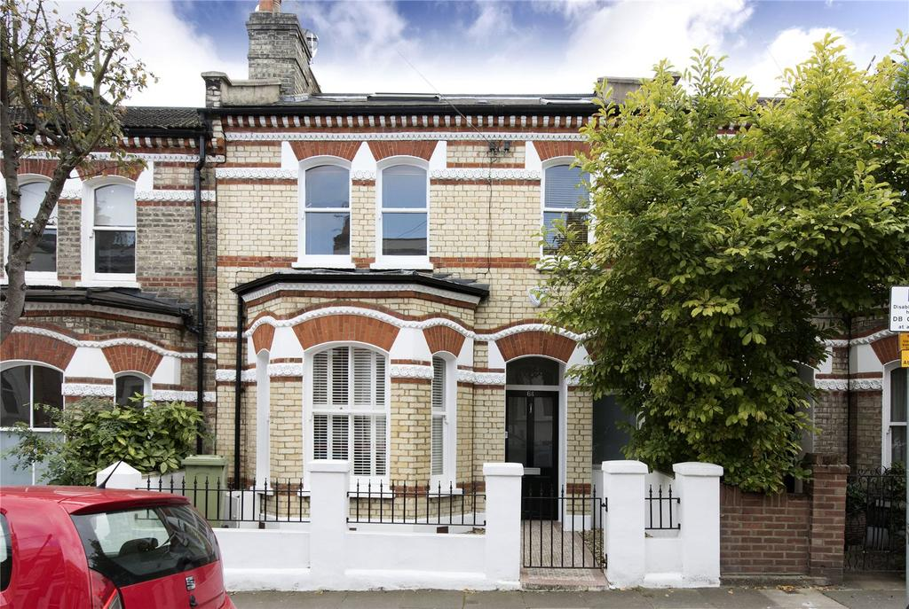 5 Bedrooms Terraced House for sale in Bennerley Road, London, SW11