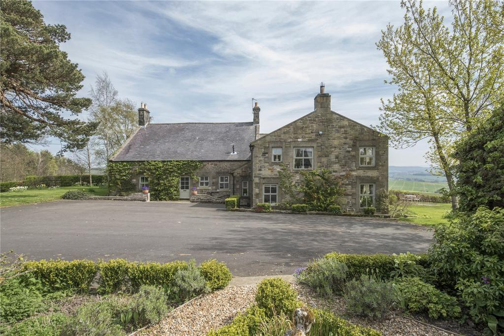 6 Bedrooms Equestrian Facility Character Property for sale in Hill Head, Birtley, Hexham, Northumberland, NE48