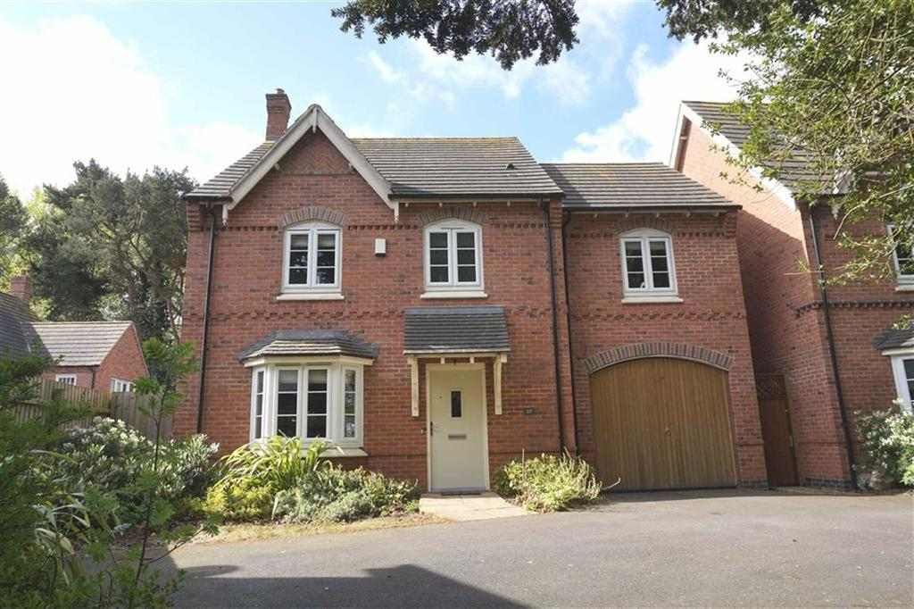 4 Bedrooms Detached House for sale in Evington Lane, Evington Village, Leicester