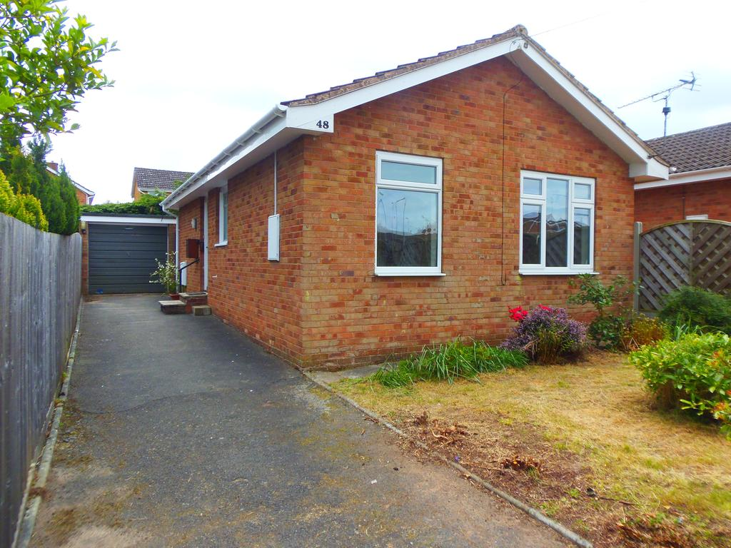 2 Bedrooms Bungalow for sale in 48 Lower Thorn, Bromyard HR7 4AZ