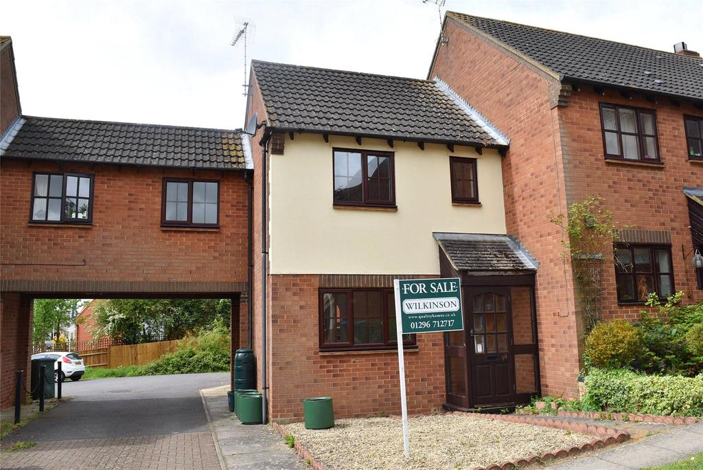 2 Bedrooms Terraced House for sale in Avenue Road, Winslow