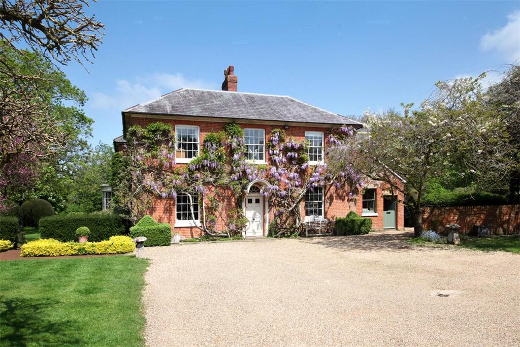 5 Bedrooms Detached House for sale in Newnham Lane, Old Basing, Basingstoke, Hampshire, RG24