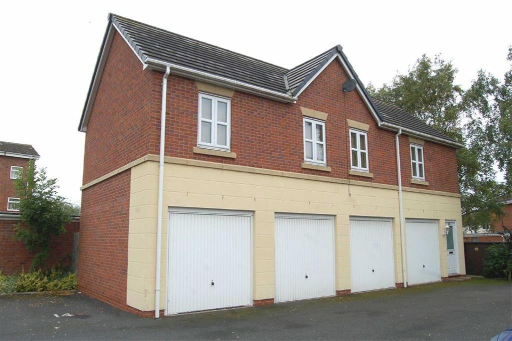 2 Bedrooms Apartment Flat for sale in Strawberry Park, Whitby, Ellesmere Port