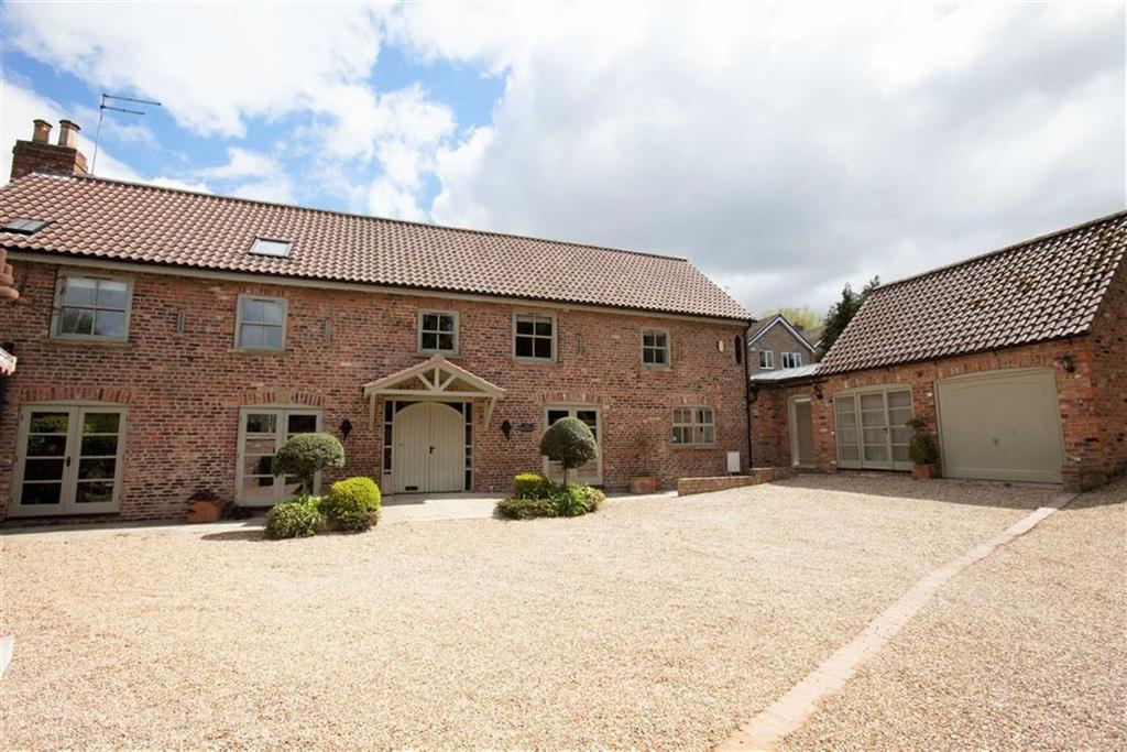5 Bedrooms Barn Conversion Character Property for sale in East End, Walkington, Beverley