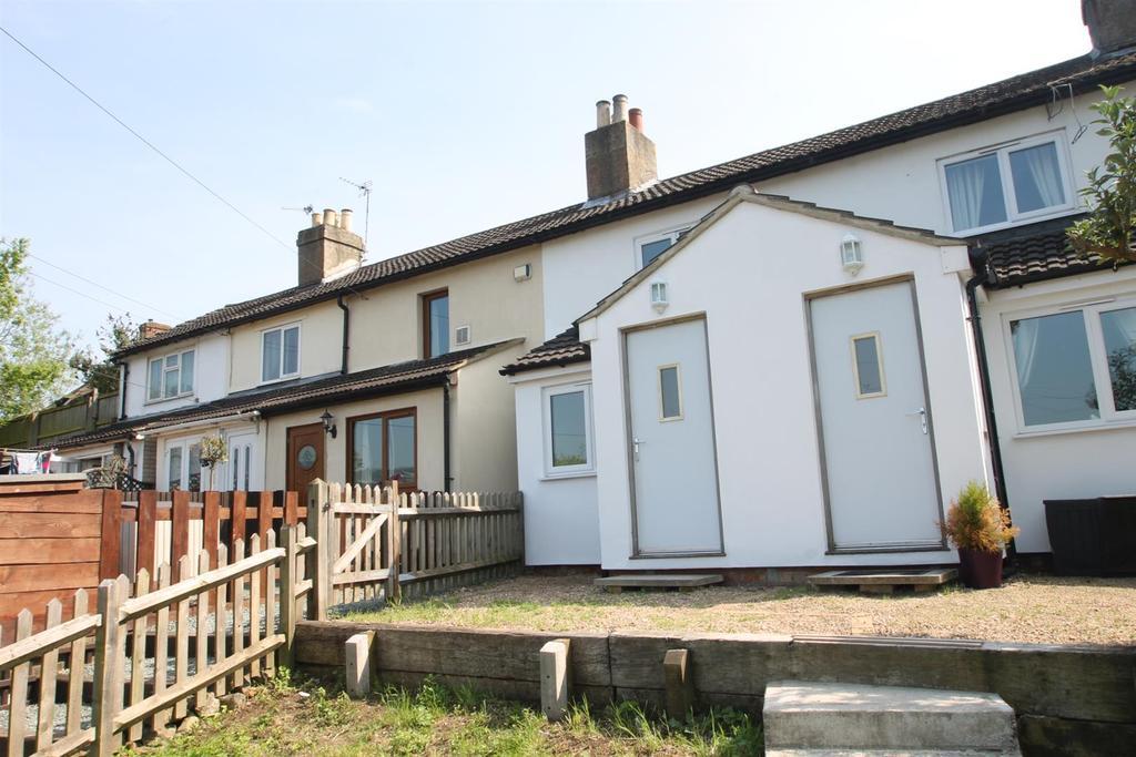 2 Bedrooms Terraced House for sale in Grange Lane, Sandling, Maidstone
