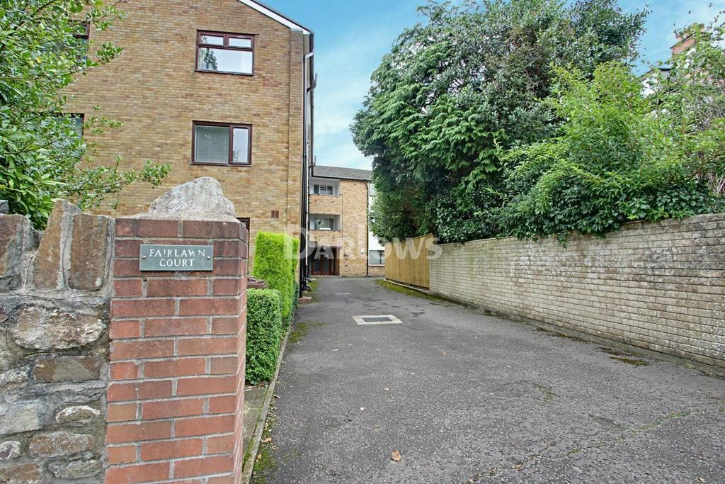 1 Bedroom Flat for sale in Fairlawn Court, The Avenue, Llandaff , Cardiff