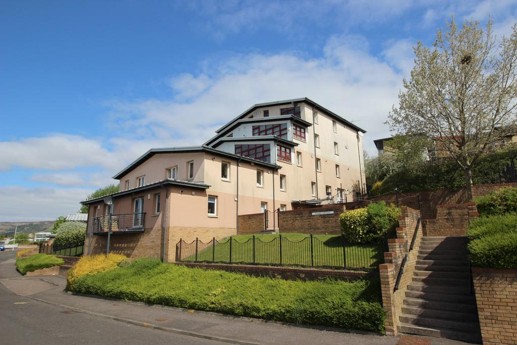 2 Bedrooms Flat for sale in 3/1 28 Windsor Crescent, Clydebank, G81 3AE