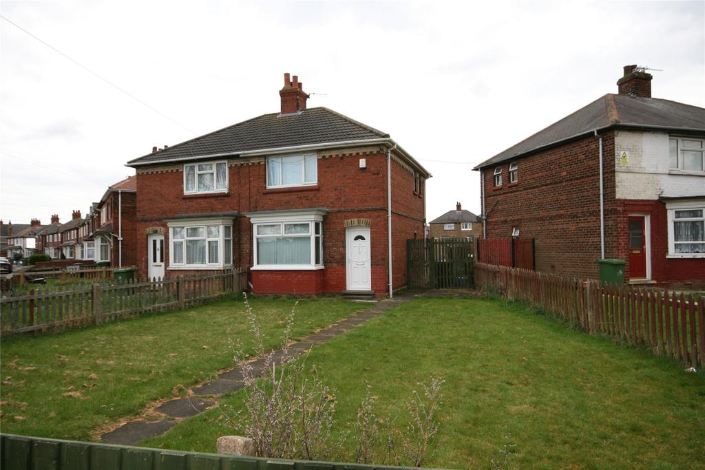 2 Bedrooms Semi Detached House for sale in Sutcliffe Avenue, Grimsby, DN33