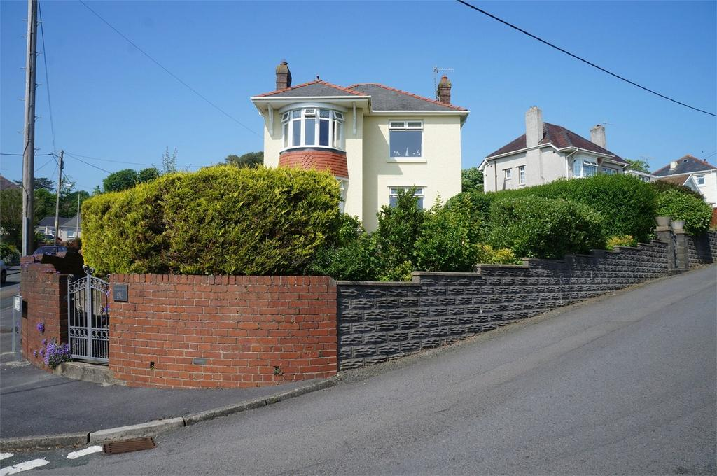 4 Bedrooms Detached House for sale in 96 Elgin Road, Pwll, Llanelli, Carmarthenshire