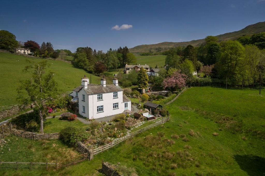 4 Bedrooms Detached House for sale in Seathwaite, Seathwaite Lane, Ambleside, Cumbria, LA22 9ES