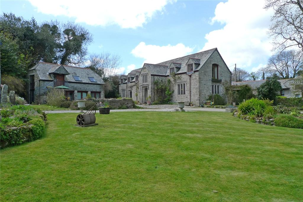 6 Bedrooms Detached House for sale in Prideaux, Luxulyan Valley, Cornwall