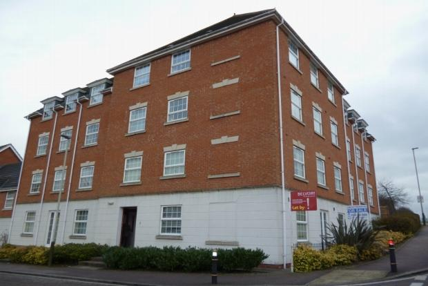 1 Bedroom Apartment Flat for sale in HERITAGE WAY LEICESTER HAMILTON