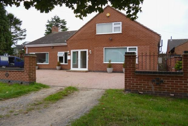 7 Bedrooms Detached Bungalow for sale in EASTFIELD ROAD LEICESTER THURMASTON