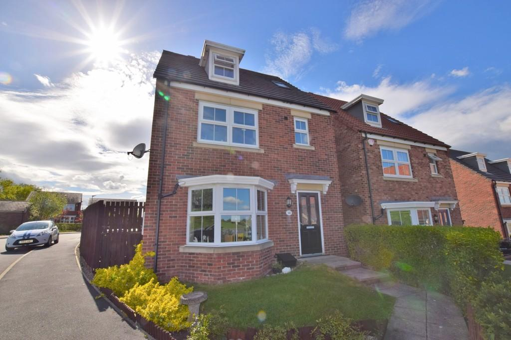 4 Bedrooms Detached House for sale in Orchard Grove, Kip Hill, Stanley