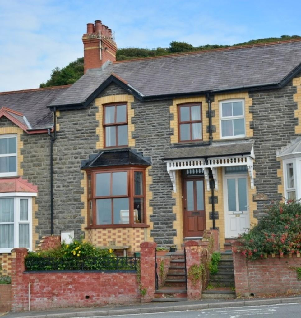 3 Bedrooms Terraced House for sale in Dinas Terrace, Aberystwyth