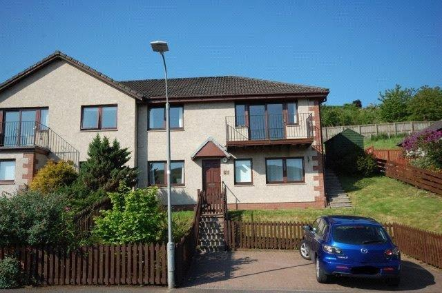 4 Bedrooms Semi Detached House for sale in Tarls, 18 Catrail Road, Galashiels, Scottish Borders, TD1