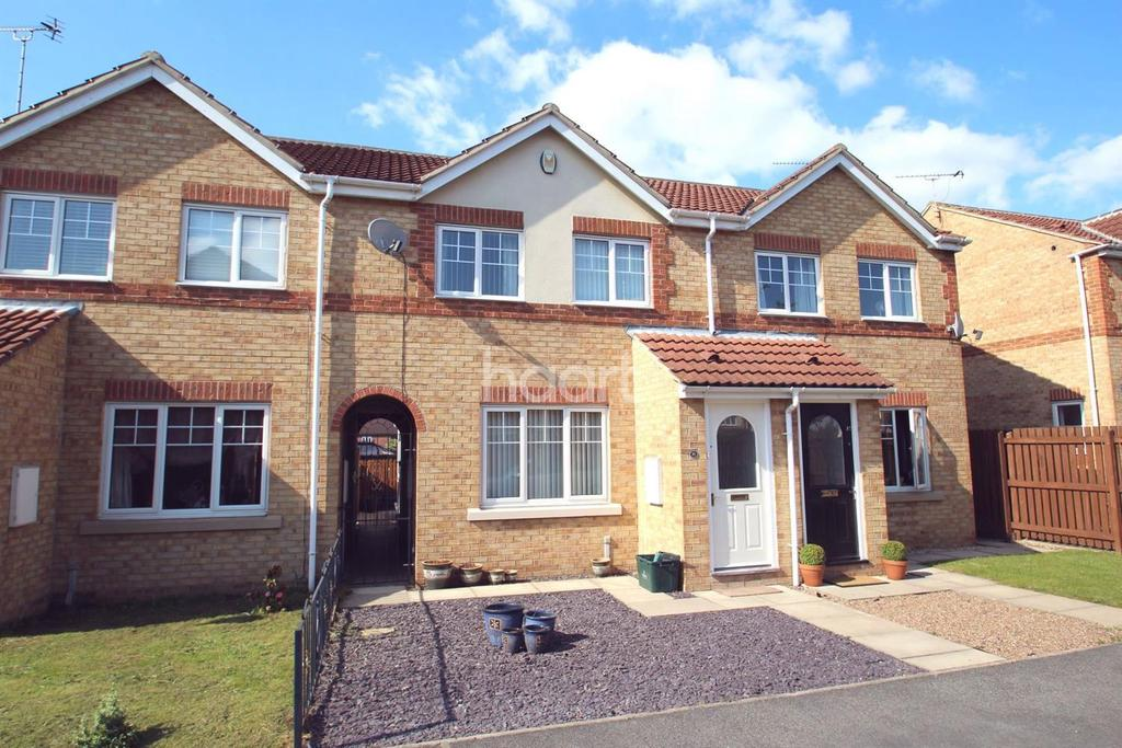 3 Bedrooms Terraced House for sale in Castle Avenue, Rossington