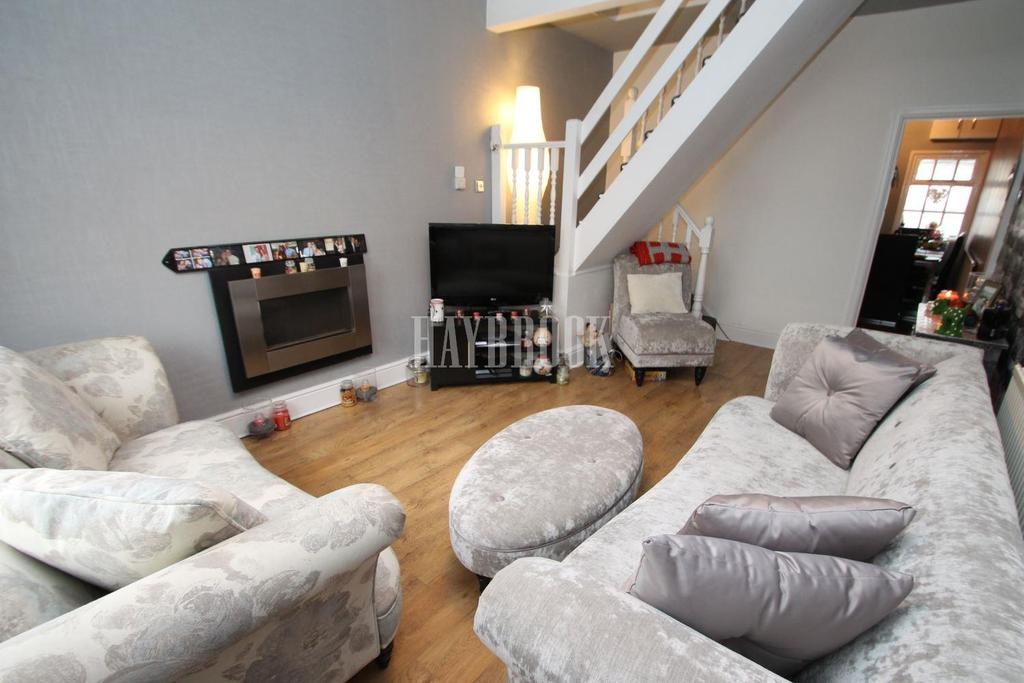 2 Bedrooms End Of Terrace House for sale in High Street, Killamarsh