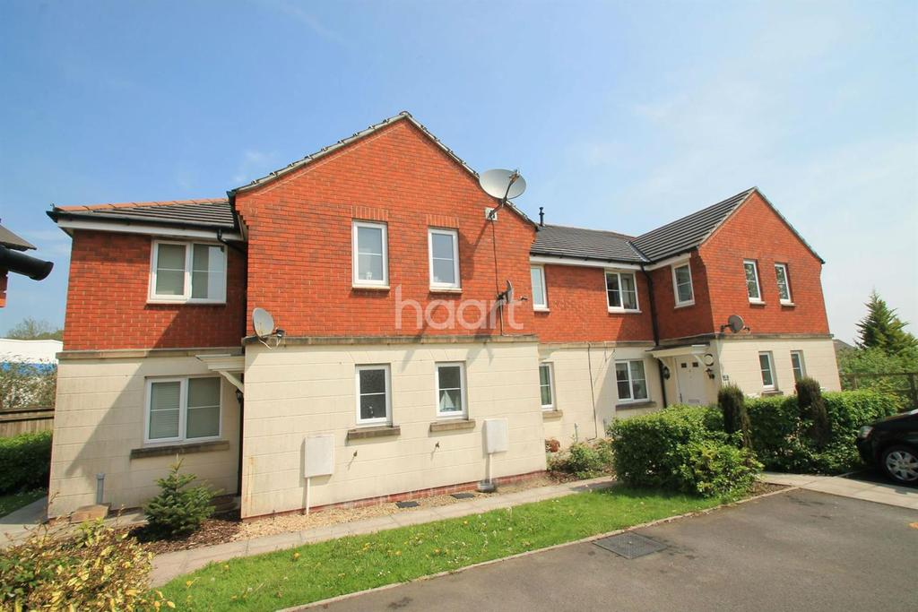 2 Bedrooms End Of Terrace House for sale in Ruthin House, Powis Close, Newport