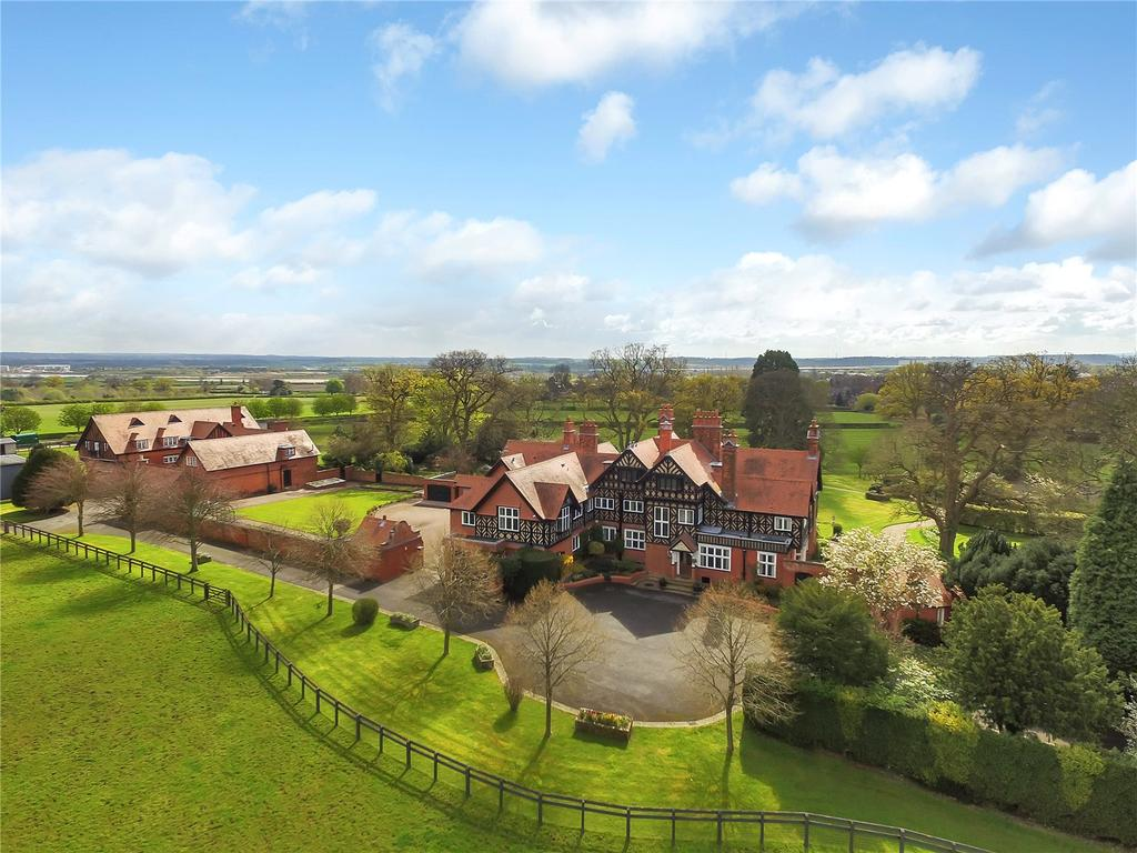 9 Bedrooms Detached House for sale in Main Street, Barton under Needwood, Burton-on-Trent, Staffordshire, DE13