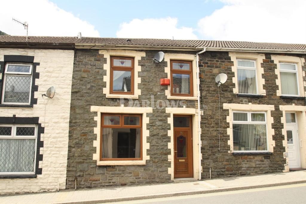 3 Bedrooms Terraced House for sale in Gwendoline Street, Treherbert