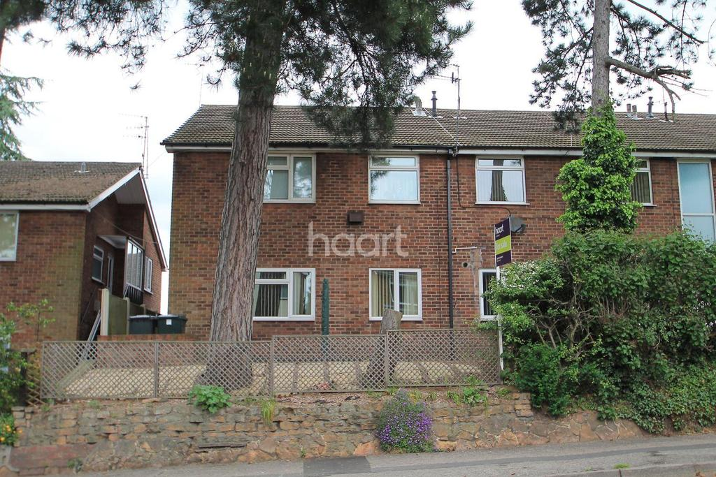 2 Bedrooms Maisonette Flat for sale in Craigshill Court, Arnold, Nottingham