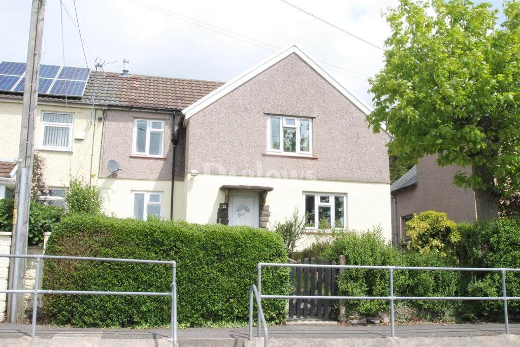 3 Bedrooms Terraced House for sale in Oak St, Rhydyfelin