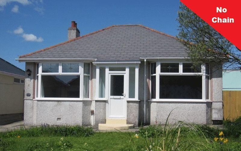 3 Bedrooms Detached Bungalow for sale in Callington Road, Saltash