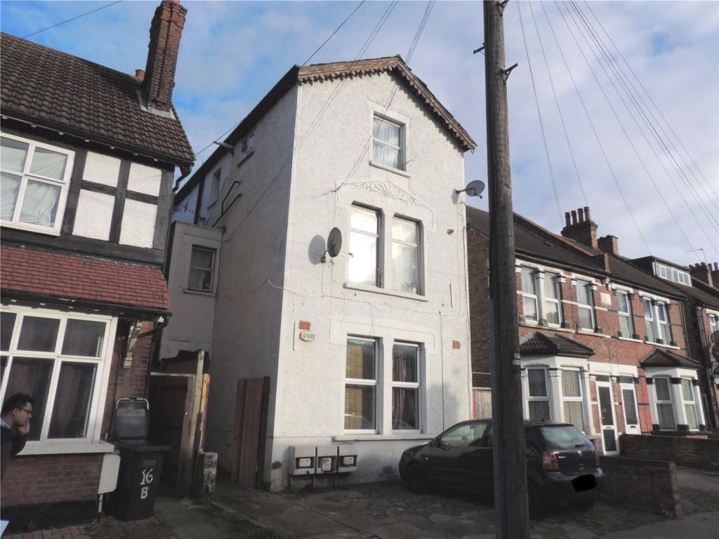 2 Bedrooms Flat for sale in Wellington Road, West Croydon, Surrey CR0