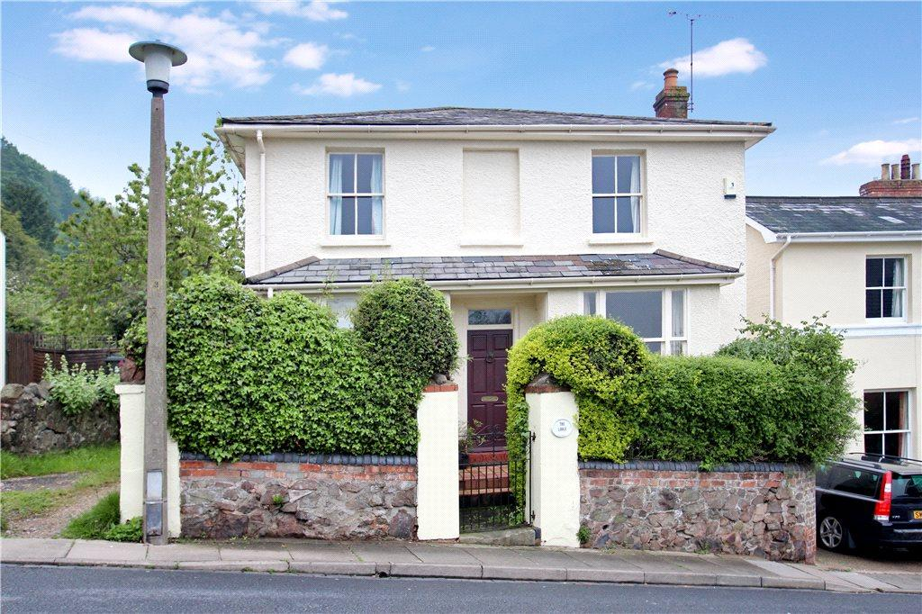 3 Bedrooms Detached House for sale in Belvoir Bank, Malvern, Worcestershire, WR14