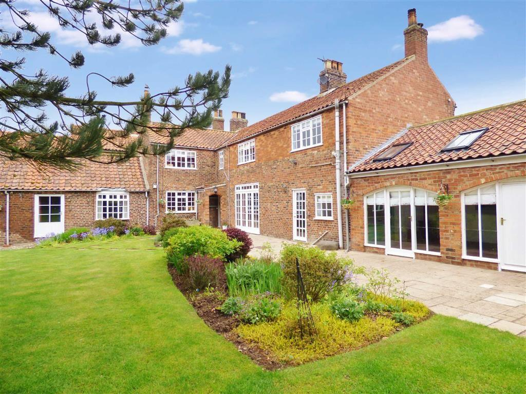 4 Bedrooms Detached House for sale in Main Street, North Frodingham