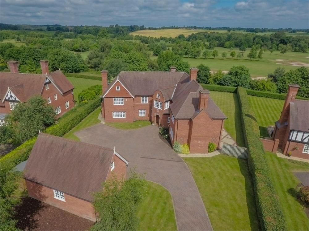 5 Bedrooms Detached House for sale in St Marys Drive, Whitegate, NORTHWICH, Cheshire
