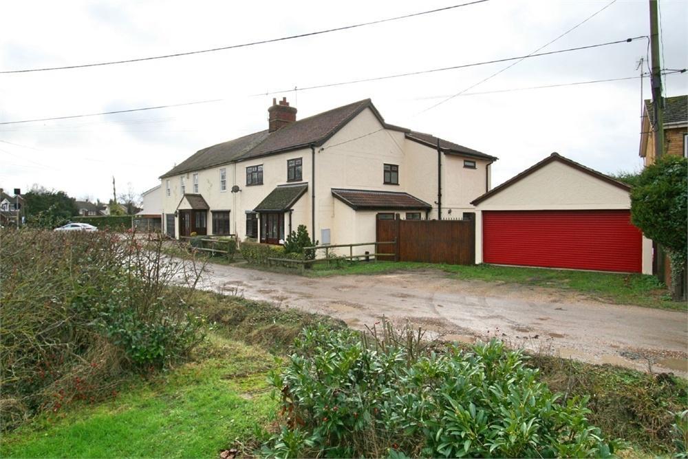 4 Bedrooms Semi Detached House for sale in Post Office Lane, Little Totham, Maldon, Essex