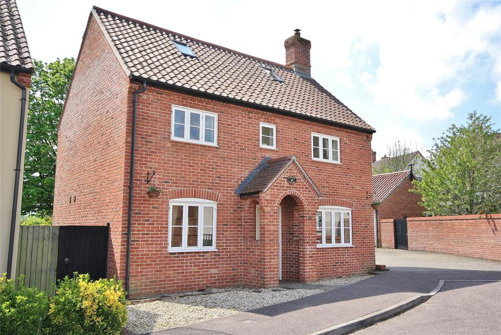 5 Bedrooms House for sale in Standerwick Orchard, Broadway, Ilminster, Somerset, TA19