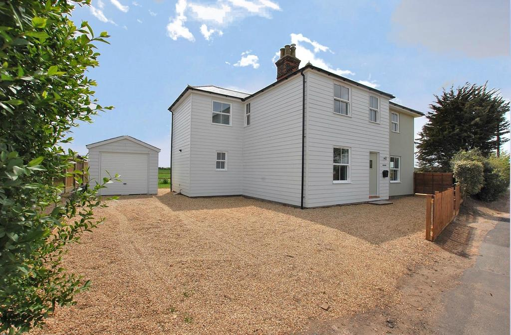 4 Bedrooms Detached House for sale in Church Road, Fingringhoe, Colchester, Essex, CO5