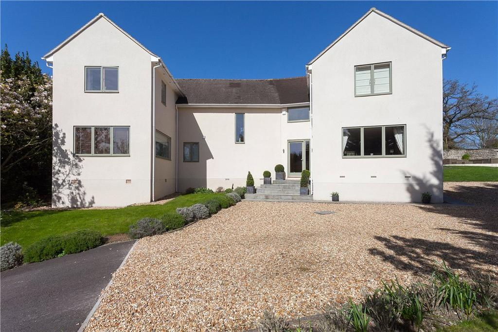 5 Bedrooms Detached House for sale in Bannerdown Road, Batheaston, Bath, Somerset, BA1