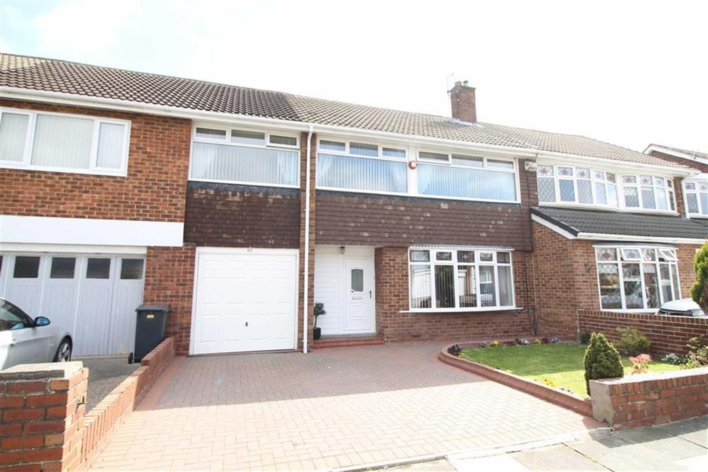 4 Bedrooms Semi Detached House for sale in Malvern Road, North Shields