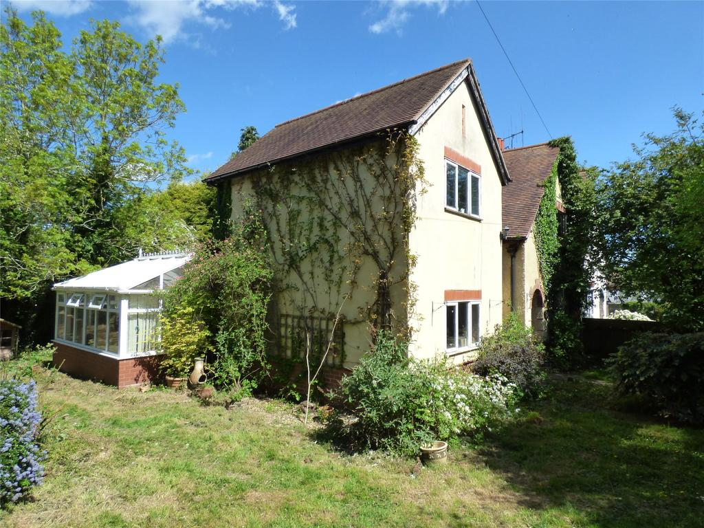 4 Bedrooms Semi Detached House for sale in Oldwood Road, St. Michaels, Tenbury Wells, Herefordshire