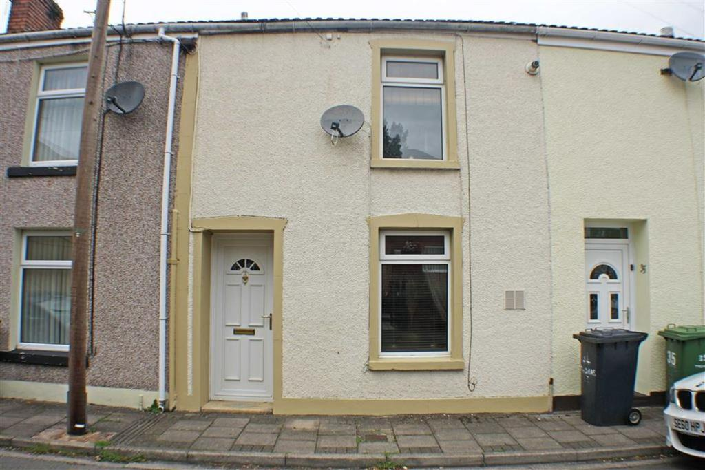 2 Bedrooms Terraced House for sale in Thomas Street, Roberstown, Aberdare