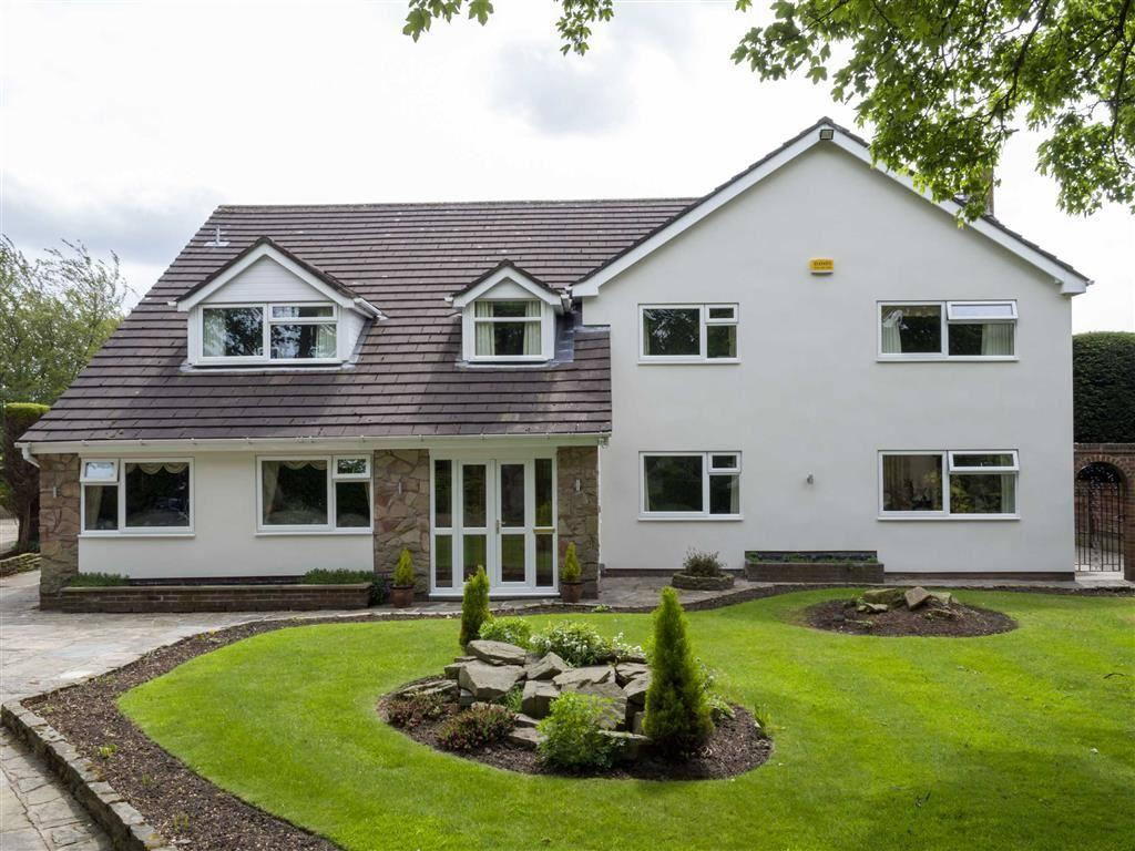 5 Bedrooms Detached House for sale in Moss Lane, Bramhall, Cheshire