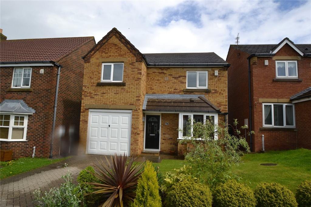 4 Bedrooms Detached House for sale in The Spinney, Easington Village, SR8