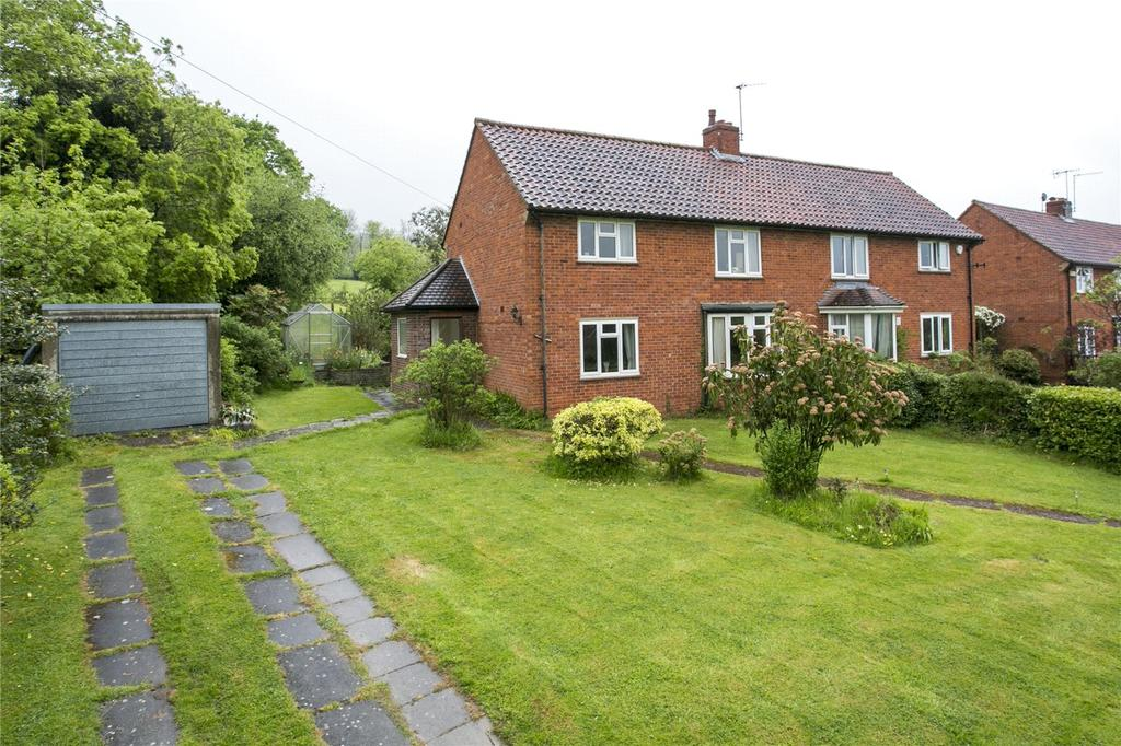 3 Bedrooms Semi Detached House for sale in Forge View, Carters Hill, Underriver, Sevenoaks