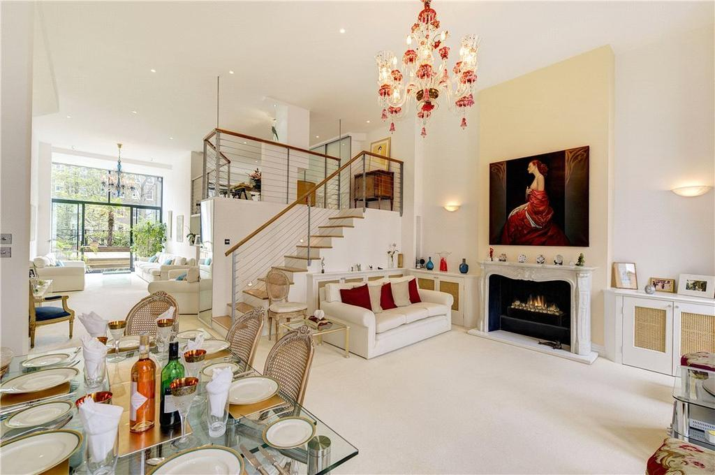 2 Bedrooms Flat for sale in Alexa Court, 73 Lexham Gardens, Kensington, London, W8