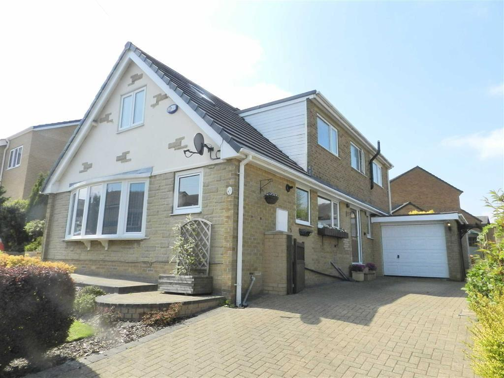 4 Bedrooms Detached Bungalow for sale in Ings Mill Avenue, Clayton West, Huddersfield, HD8