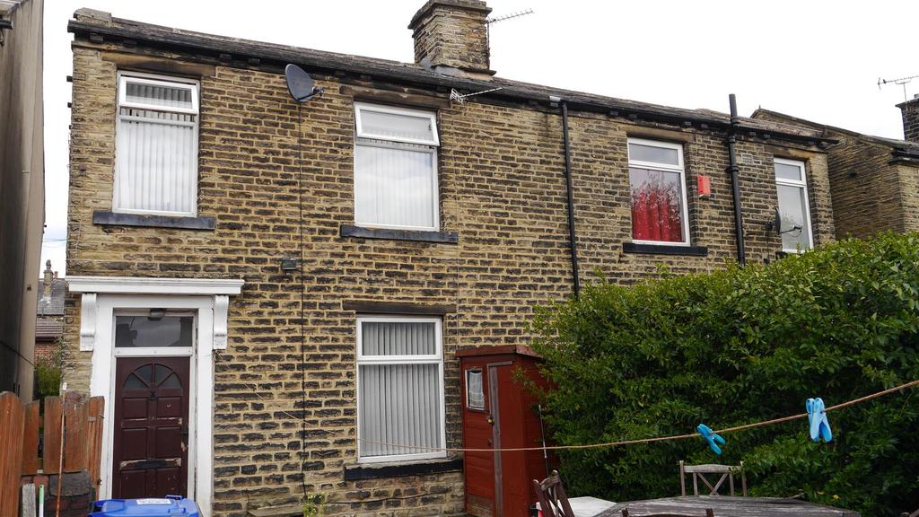 2 Bedrooms Terraced House for sale in Temperance Field, Wyke, Bradford, BD12 9NR
