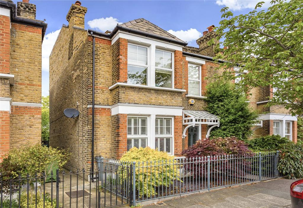 4 Bedrooms End Of Terrace House for sale in Thornwood Road, London, SE13