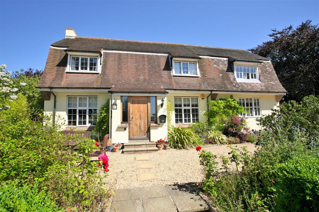5 Bedrooms Detached House for sale in Byng Hall Road, Ufford, Woodbridge