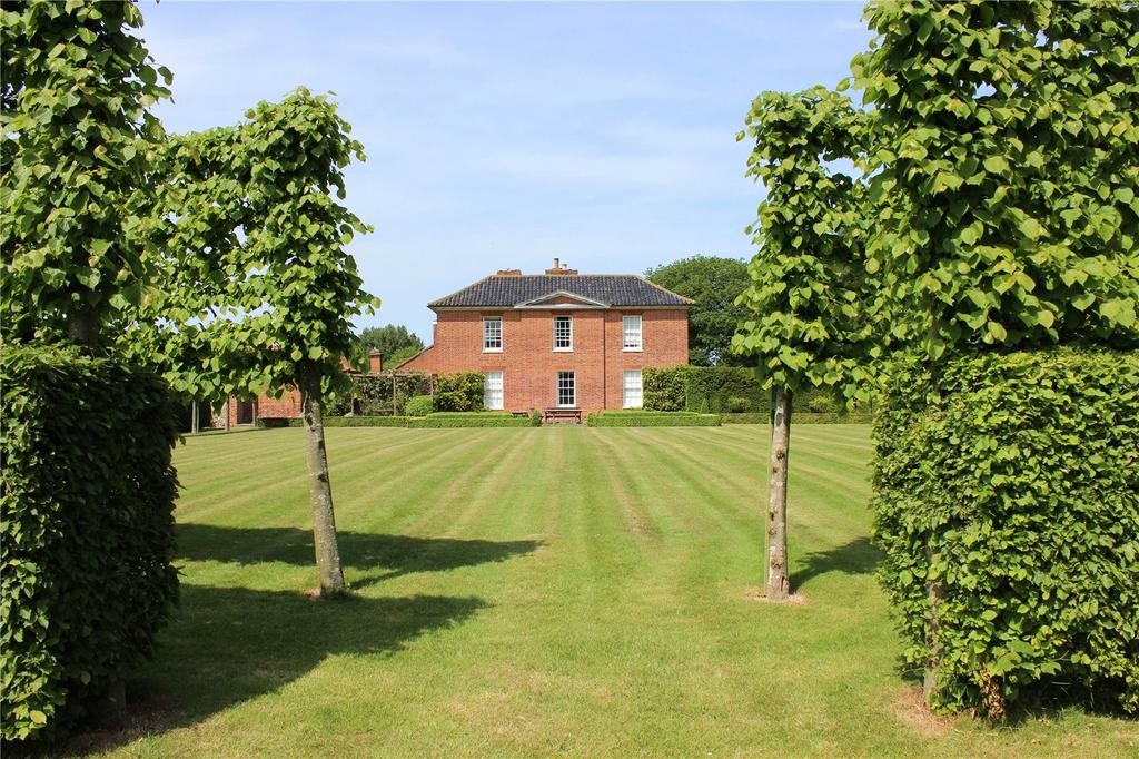 6 Bedrooms House for sale in Hulver Road, Henstead, Beccles, Suffolk, NR34